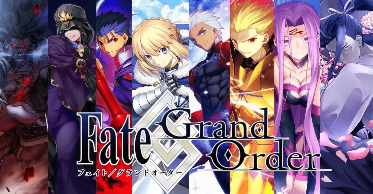 fate grand order game