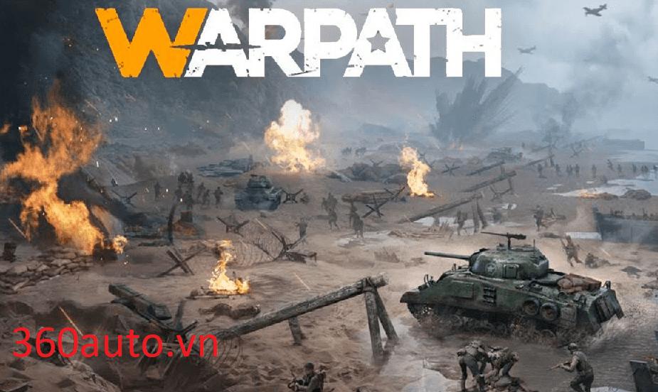 auto war path